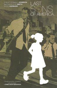 Last Sons of America Cover Art